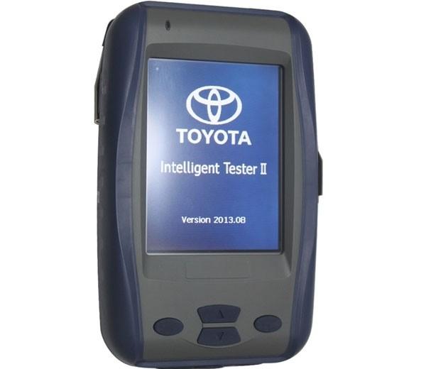 Máy đọc lỗi Toyota Intelligent IT2-2015 là một công cụ hữu ích cho các dòng TOYOTA / LEXUS / Scion and Các line of Suzuki tích hợp chuẩn K-Line ISO 9141, KWP 2000 ISO 14230-4, SAE J1850 PWM, SAE J1850 VPW, CAN 2.0b ISO 11898, ISO CAN 15.765-4